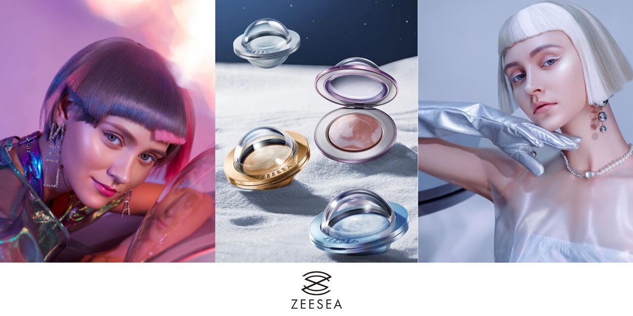 ZEESEA/ズーシー インターステラーシリーズ『惑星ハイライト』