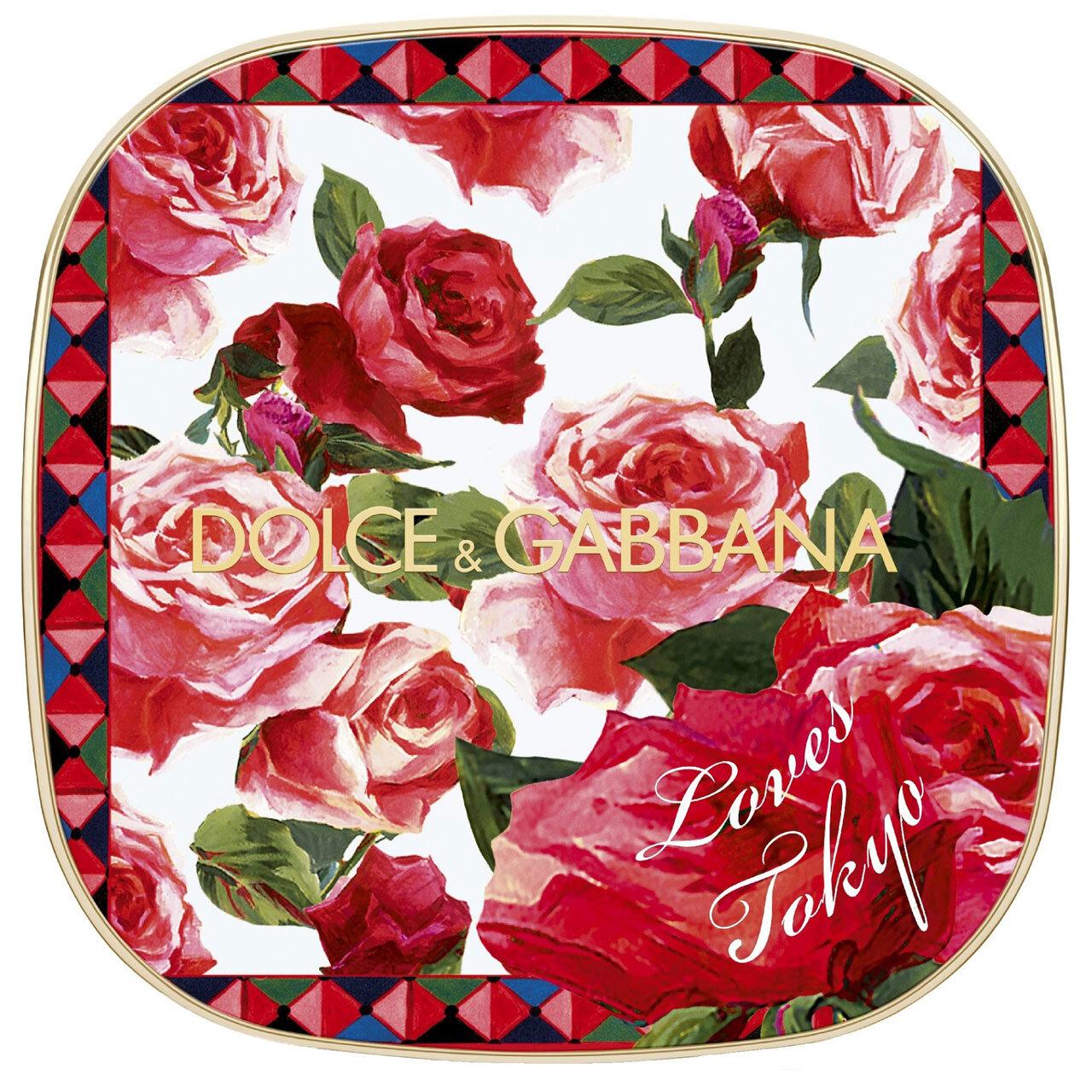 DOLCE & GABBANA BEAUTY『ドルチェ&ガッバーナ ブラッシュオブローズ ルミナスチークカラー ラブコレクター』