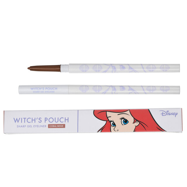 Witch's Pouch(ウィッチズポーチ)×ディズニーストア 共同企画『シャープジェルアイライナー』