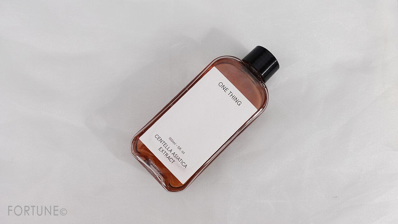 ONE THING(ワンシング)化粧水 おすすめ使い方