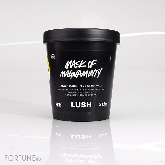 LUSH(ラッシュ)/パワーマスク SP