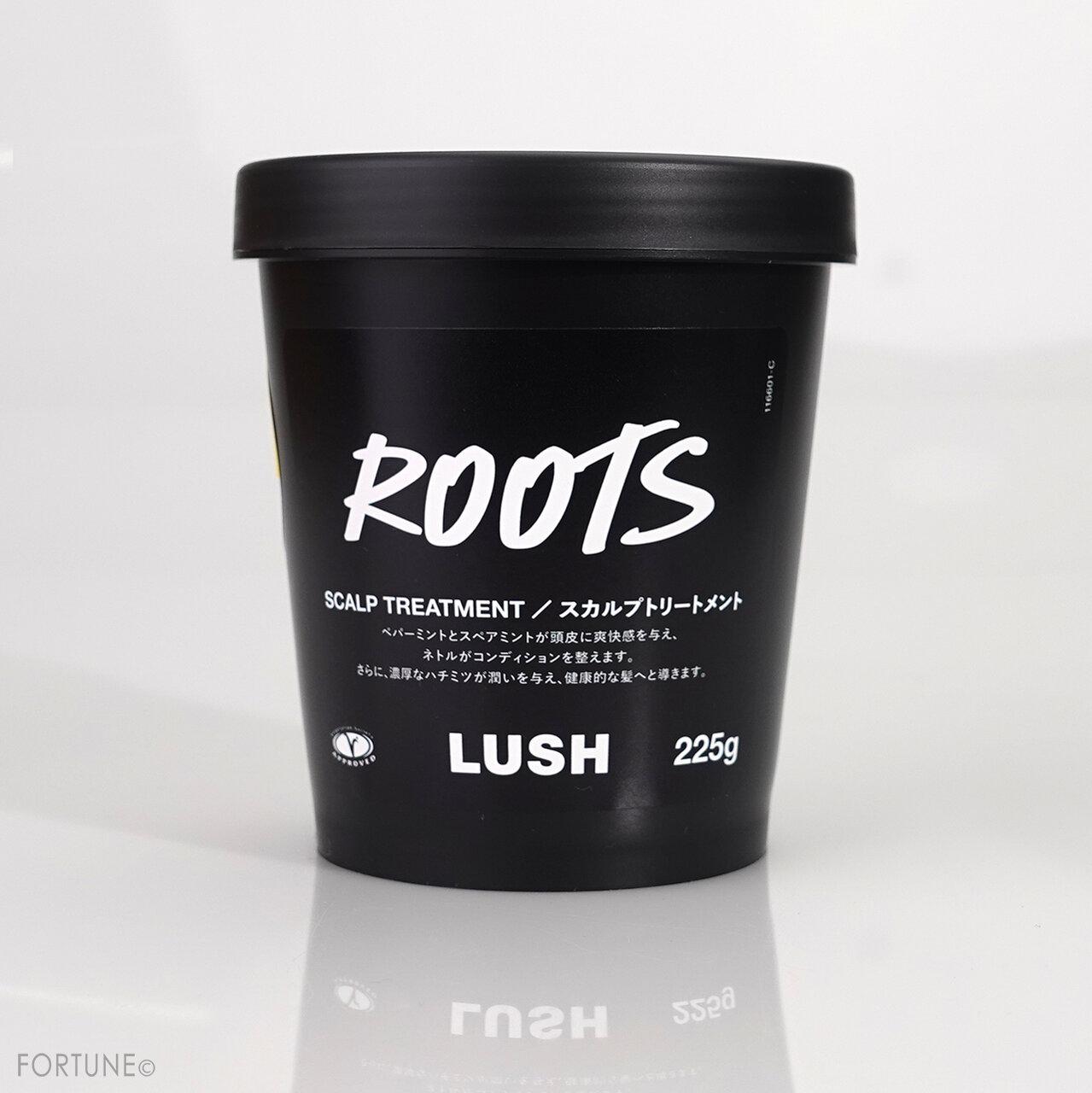 LUSH /現実頭皮