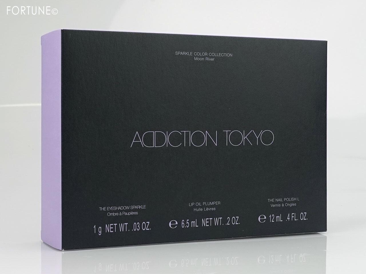 ADDICTION アディクション スパークルカラーコレクション ムーンリバー
