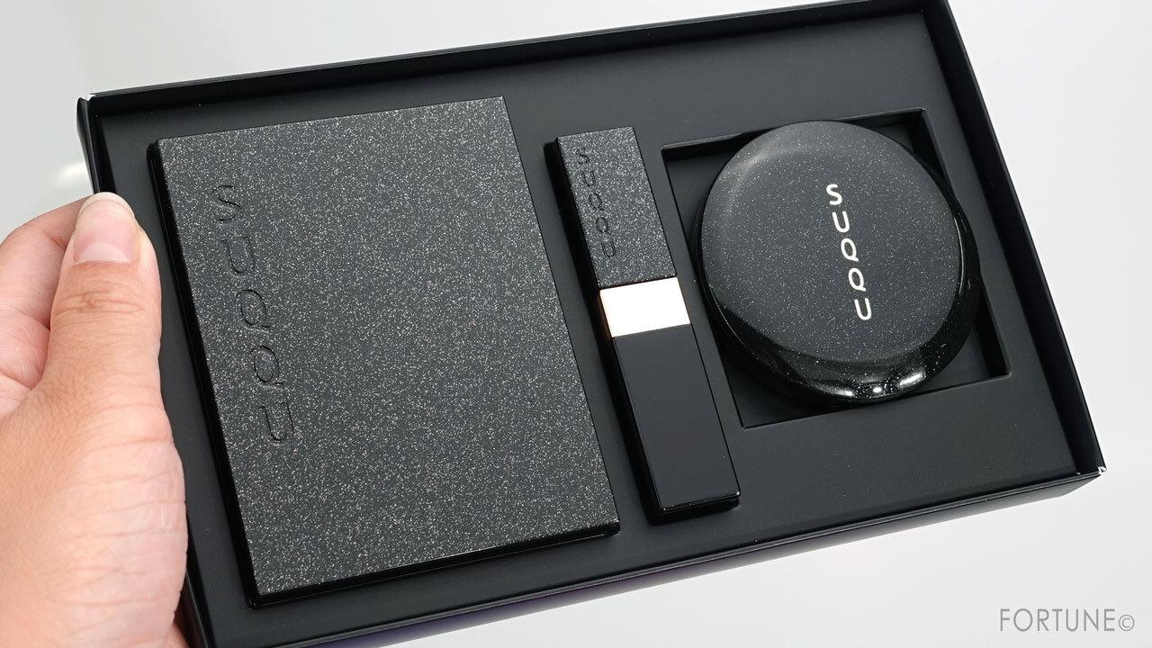 SUQQU(スック)『SUQQU 2021 ホリデー メイクアップ キット A/B』