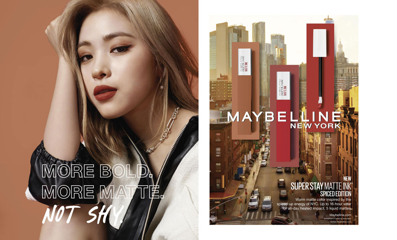 MAYBELLINE NEW YORK(メイベリン ニューヨーク)SPステイ マットインク 2021年秋コレクション