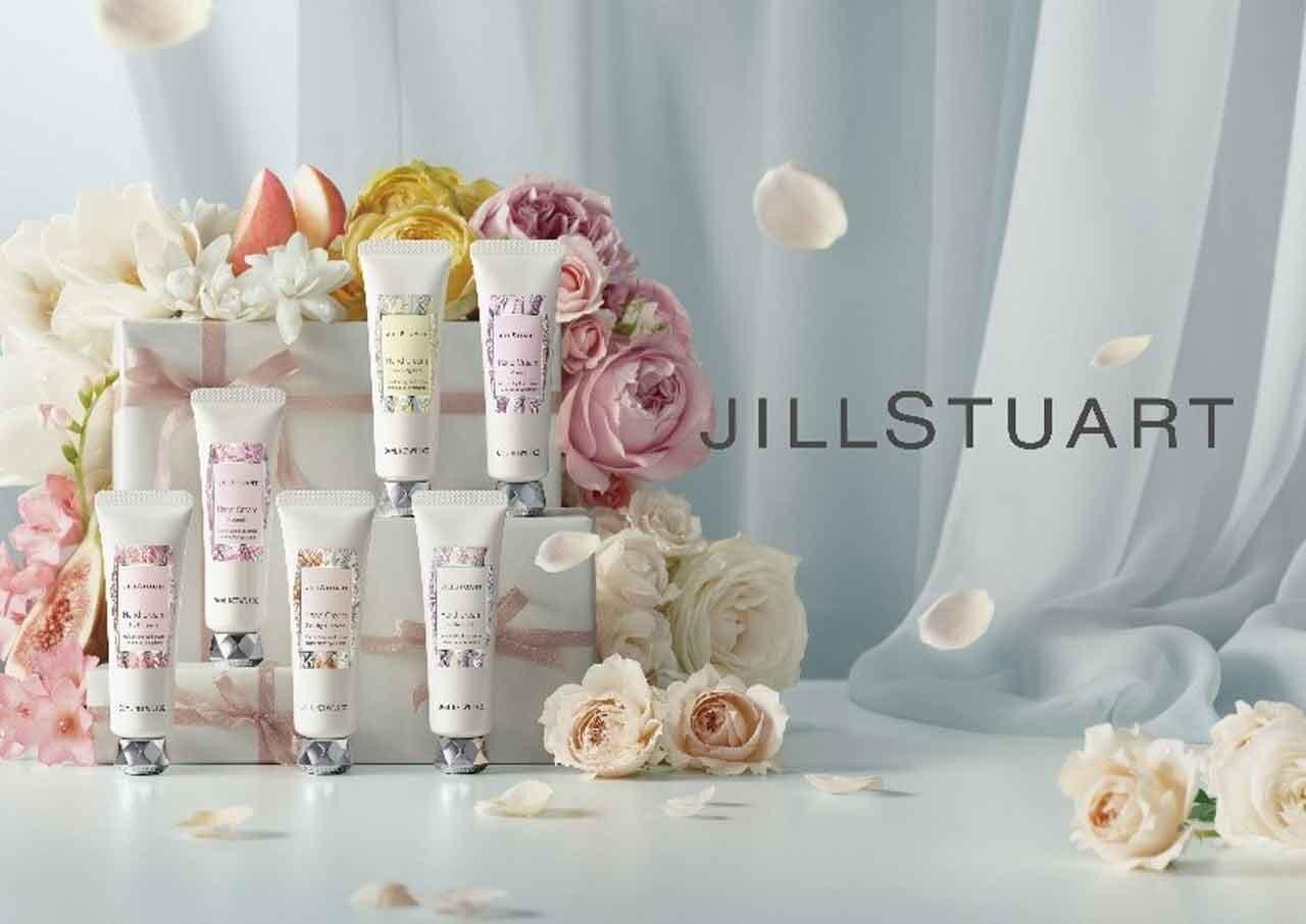 JILL STUART Beauty(ジルスチュアート ビューティ)『ホワイトフローラル』