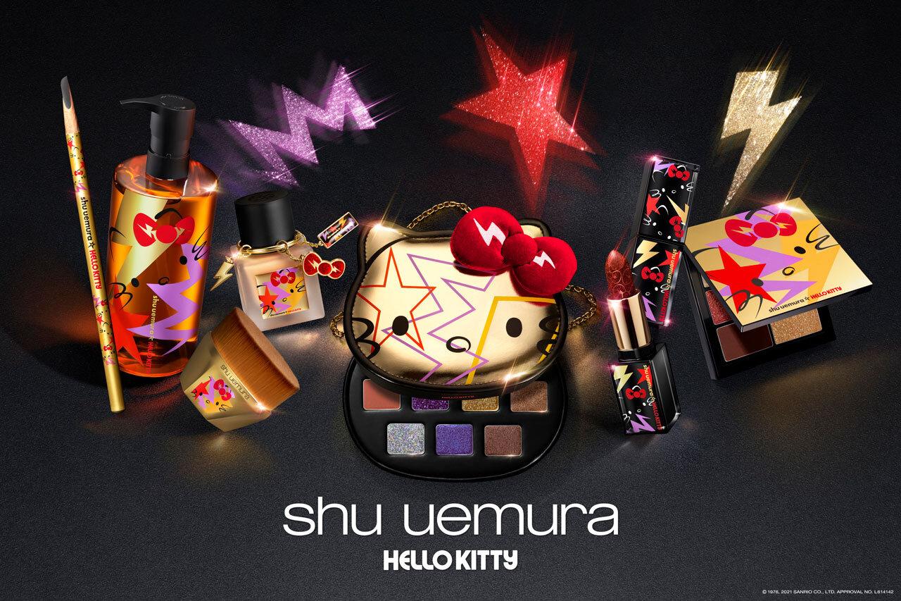 shu uemura(シュウ ウエムラ) shu uemura × HELLO KITTY