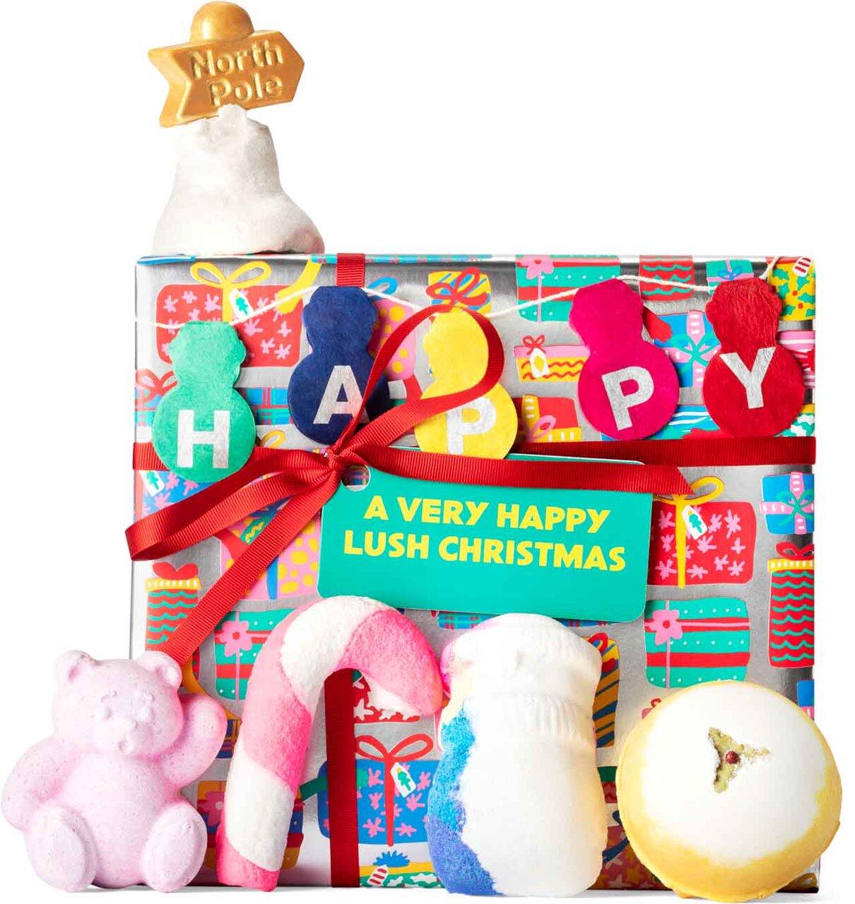 LUSH(ラッシュ)/ア ベリーハッピー ラッシュクリスマス ギフト