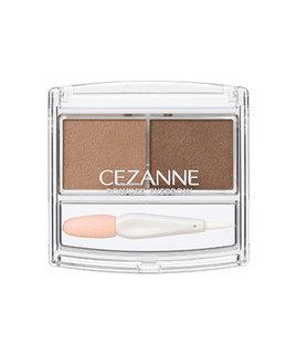パウダー アイブロウR : 商品ラインナップ : CEZANNE/セザンヌ化粧品 (117115)
