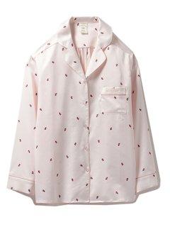 サテンモチーフプリントシャツ(Tシャツ・カットソー)|gelato pique(ジェラートピケ)|ファッション通販|ウサギオンライン公式通販サイト (117669)