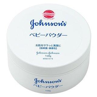 ジョンソン&ジョンソン ベビーパウダー 140g (123683)