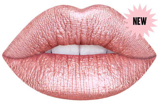 Blondie | Metallic Rose Gold Lipstick | Lime Crime (127151)
