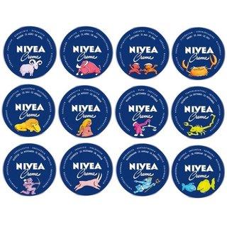 BUYMA.com NIVEA ニベア青缶クリーム デザイン缶 ☆12星座☆ お好み1点(19548383) (153741)
