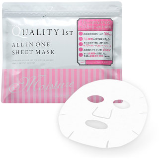 Amazon | オールインワン シートマスク モイスト 50枚 | フェイスパック 通販 (170037)