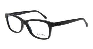 シャネル CH3311-C501-54 Black (黒縁)|メガネ通販(眼鏡・めがね)| Oh My Glasses TOKYO (170063)