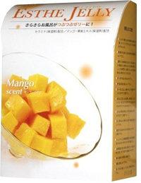 【楽天市場】入浴剤「エステゼリー マンゴーの香り」 (1包)1回分:萬屋本舗 (184510)