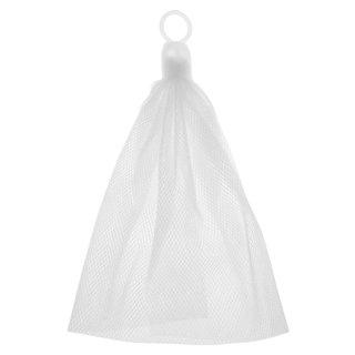 洗顔用泡立てネット 全長約21cm | 無印良品ネットストア (200249)