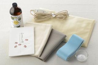 ひまし油(ヒマシユ)湿布セット (215075)