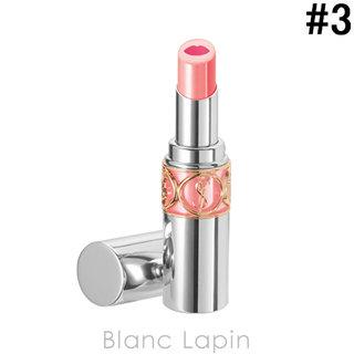 イヴサンローラン YVES SAINT LAURENT ヴォリュプテティントインバーム #3 コールミーローズ 3.5g [558688]:BLANC LAPIN [ブランラパン] (217418)