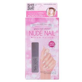 Amazon.co.jp:ヌードネイル グラス ネイル シャイナー ガラス製爪ヤスリ NUDE NAIL glass nail shiner:ドラッグストア (228759)