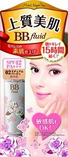 Amazon.co.jp:ポイントマジックPRO BBフルイド 02ミディアムベージュ 25g:ドラッグストア (233675)