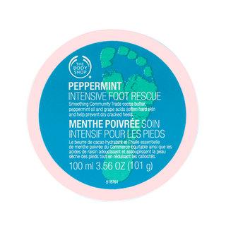 ペパーミント インテンシィブ フットクリーム 100ml | THE BODY SHOP(ザ・ボディショップ) オフィシャルサイト (238947)