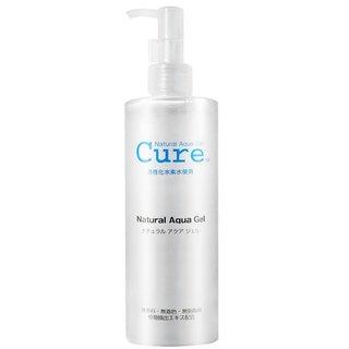 Amazon | ナチュラルアクアジェル Cure 250g | ゴマージュ・ピーリング 通販 (246686)