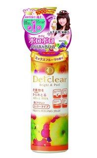 Amazon.co.jp:明色化粧品 DETクリア ブライト&ピール ピーリングジェリー 180mL:ドラッグストア (246687)