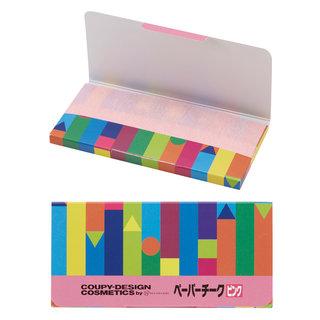 クーピー柄ペーパーチーク(ピンク) (249519)