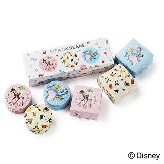 Disney design mini set -Classic- - 全身用保湿クリーム|スチームクリーム (251013)