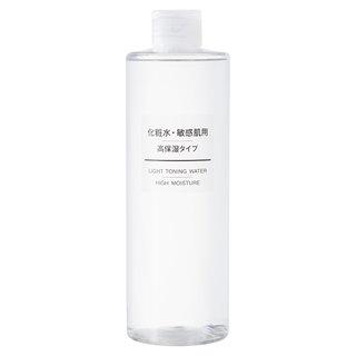 化粧水・敏感肌用・高保湿タイプ(大容量) 400ml   無印良品ネットストア (254066)