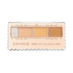 キャンメイク カラーミキシングコンシーラー 01 ライトベージュ ( 3.9g )/ キャンメイク(CANMAKE) Yahoo!ショッピング (258829)