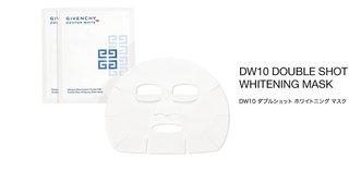 DW10 ダブルショット ホワイトニング マスク   GIVENCHY (264691)