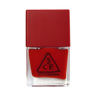 3CE RED RECIPE LONG LASTING NAIL LACQUER #RD10     レディース・ガールズファッション通販サイト - STYLENANDA (266552)