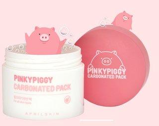 Pinky Piggy炭酸バブルパック (274701)