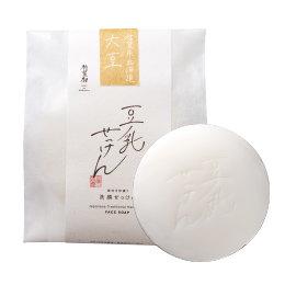 豆乳せっけん 自然生活 [洗顔・クレンジング] (278724)