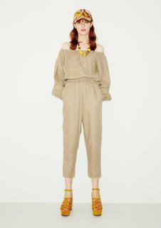 【SLY/スライ】COTTON LINEN ALL IN ONE シェルター公式通販サイト SHEL'TTER WEB STORE (328741)