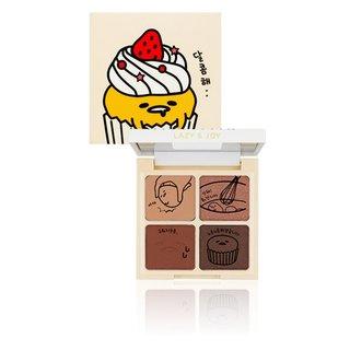 【HOLIKA HOLIKA × ぐでたま】カップケーキ アイシャドウ (332943)