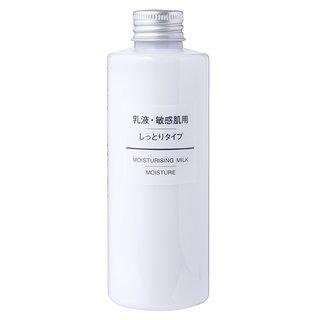 Amazon | 無印良品 乳液 敏感肌用 しっとりタイプ 200ml | 乳液 通販 (334991)