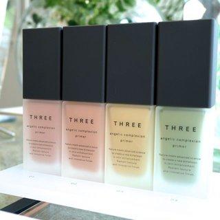THREE アンジェリックコンプレクションプライマー全5色 THREE(スリー) (346138)
