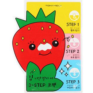 トニーモリー 3ステップ ノーズパック 鼻用パック 6g   【ケンコーコム】 (370723)