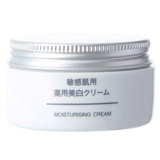 敏感肌用薬用美白クリーム | 無印良品 (373756)