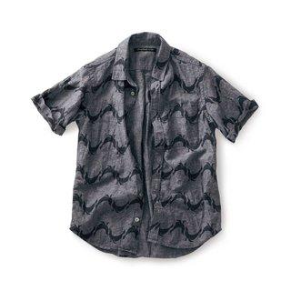 サニークラウズ アシカシャツ〈メンズ〉|フェリシモ (377294)