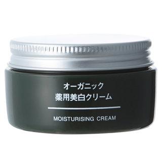 オーガニック薬用美白クリーム   無印良品 (379814)