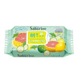 目ざまシート 爽やか果実のすっきりタイプ(サボリーノ) (386048)