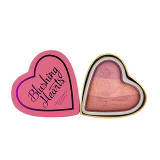 ブラッシングハート キャンディクイーン(Candy Queen of Hearts) アイラブメイクアップ Makeup Revolution (391657)