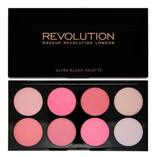 ブラッシュ パレット オール アバウト ピンク 新着商品 Makeup Revolution (404021)