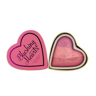 ブラッシングハート ハートブラッシャー(Blushing Heart Blusher) ブラッシングハート Makeup Revolution (408921)