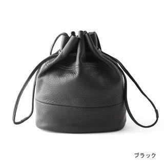 Ane Mone-アネモネ- web SHOP / Beaure【ヴュレ】 マシュマロレザーの巾着バッグ (414375)