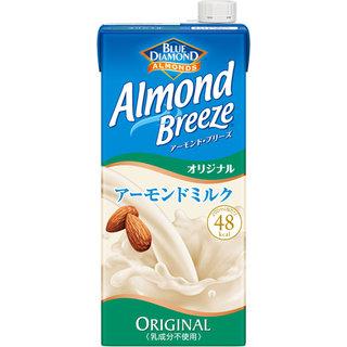 【ケース販売】ブルーダイヤモンド アーモンドブリーズオリジナル 1000ml×6本 (430728)